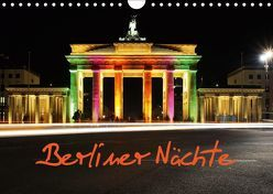 Berliner Nächte (Wandkalender 2019 DIN A4 quer) von Herrmann - www.fhmedien.de,  Frank