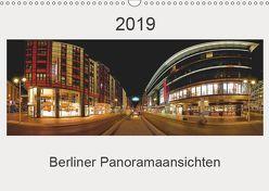 Berliner Panoramaansichten 2019 (Wandkalender 2019 DIN A3 quer) von manne-schwendler-durchblick