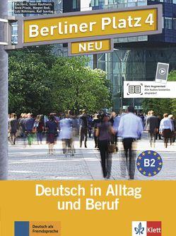 Berliner Platz 4 NEU von Kaufmann,  Susan, Pilaski,  Anna, Rodi,  Margret, Rohrmann,  Lutz, Sonntag,  Ralf