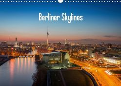 Berliner Skylines (Wandkalender 2019 DIN A3 quer) von Schäfer Photography,  Stefan