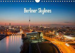 Berliner Skylines (Wandkalender 2019 DIN A4 quer) von Schäfer Photography,  Stefan