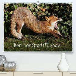Berliner Stadtfüchse (Premium, hochwertiger DIN A2 Wandkalender 2020, Kunstdruck in Hochglanz) von Konieczka,  Klaus