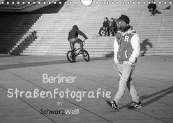 Berliner Straßenfotografie / Geburtstagskalender (Wandkalender 2018 DIN A4 quer) von Drews,  Marianne