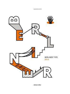 Berliner Type 2014 von AwardsUnlimited Odo-Ekke Bingel