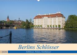 Berlins Schlösser, Palais und Gutshäuser (Wandkalender 2020 DIN A2 quer) von Fotografie,  ReDi
