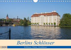 Berlins Schlösser, Palais und Gutshäuser (Wandkalender 2020 DIN A4 quer) von Fotografie,  ReDi