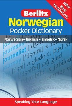 Berlitz Pocket Dictionary Norwegian von Langenscheidt,  Redaktion