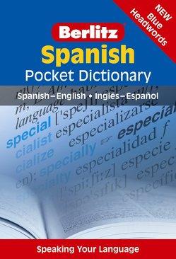Berlitz Pocket Dictionary Spanish von Langenscheidt,  Redaktion