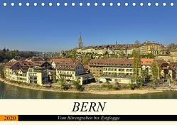 BERN – Vom Bärengraben bis Zytglogge (Tischkalender 2020 DIN A5 quer) von Michel,  Susan