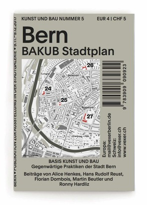 Bern von Beutler,  Martin, Dombois,  Florian, Hardliz,  Ronny, Henkes,  Alice, Reust,  Hans Rudolf