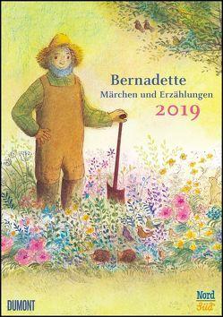 Bernadette Märchen und Erzählungen – DUMONT Kinderkalender 2019 von Bernadette, DUMONT Kalenderverlag