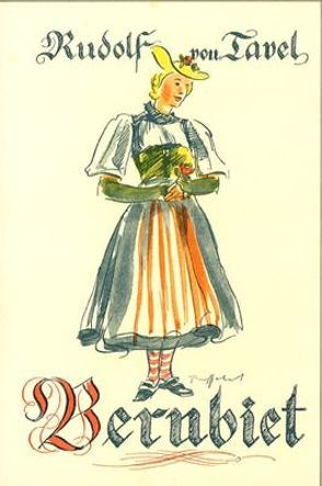 Bernbiet von Tavel,  Rudolf von