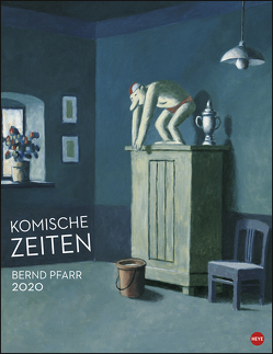 Bernd Pfarr: Komische Zeiten Posterkalender Kalender 2020 von Heye, Pfarr,  Bernd