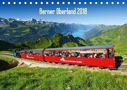 Berner Oberland 2018 (Tischkalender 2018 DIN A5 quer) von AG, Calendaria