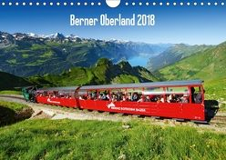 Berner Oberland 2018 (Wandkalender 2018 DIN A4 quer) von AG, Calendaria