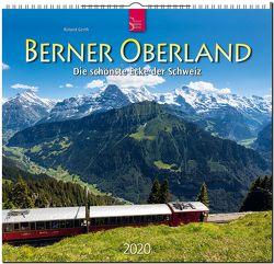 Berner Oberland – Die schönste Ecke der Schweiz von Gerth,  Roland
