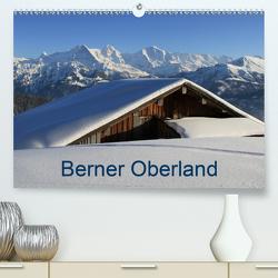 Berner Oberland (Premium, hochwertiger DIN A2 Wandkalender 2020, Kunstdruck in Hochglanz) von André-Huber / www.swissmountainview.ch,  Franziska