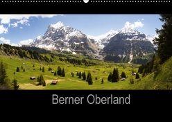 Berner Oberland (Wandkalender 2018 DIN A2 quer) von Kulla,  Alexander