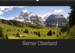 Berner Oberland (Wandkalender 2019 DIN A2 quer) von Kulla,  Alexander