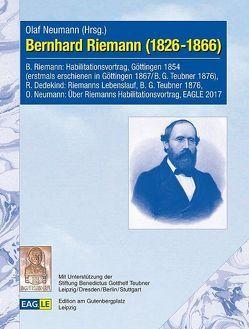 Bernhard Riemann (1826-1866) von Neumann,  Olaf