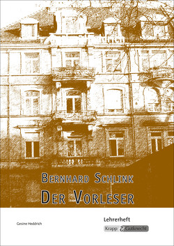 Bernhard Schlink, Der Vorleser von Heddrich,  Gesine