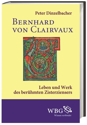 Bernhard von Clairvaux von Dinzelbacher,  Peter, Herde,  Peter