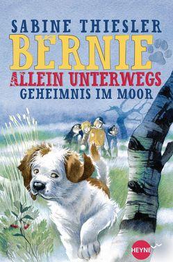 Bernie allein unterwegs – Geheimnis im Moor von Eisenburger,  Doris, Thiesler,  Sabine