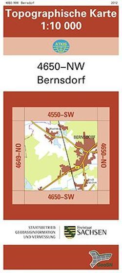 Bernsdorf (4650-NW)