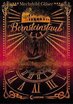 Bernsteinstaub von Gläser,  Mechthild