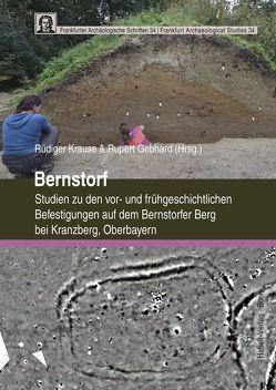Bernstorf von Gebhard,  Rupert, Krause,  Rüdiger