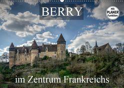 Berry, im Zentrum FrankreichsCH-Version (Wandkalender 2019 DIN A2 quer) von Gaymard,  Alain