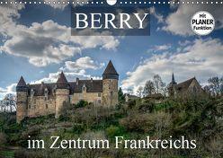 Berry, im Zentrum FrankreichsCH-Version (Wandkalender 2019 DIN A3 quer) von Gaymard,  Alain