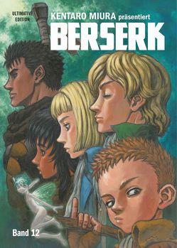 Berserk: Ultimative Edition von Miura,  Kentaro, Schmitt-Weigand,  John