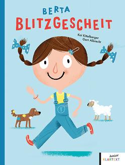 Berta Blitzgescheit von Albrecht,  Gert, Kittelberger,  Kai