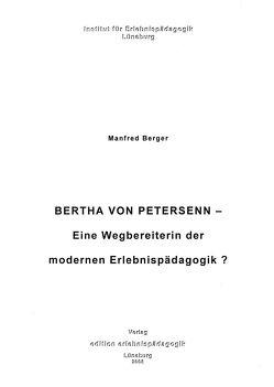 Bertha von Petersenn von Berger,  Manfred