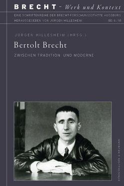 Bertolt Brecht von Hillesheim,  Jürgen, Koopmann,  Helmut
