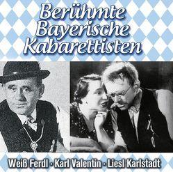 Berühmte Bayerische Kabarettis von ZYX Music GmbH & Co. KG