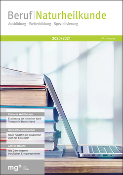 Beruf & Naturheilkund 2020/2021 von Mediengruppe Oberfranken - Fachverlage GmbH & Co. KG