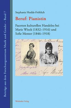 Beruf: Pianistin von Hodde-Fröhlich,  Stephanie