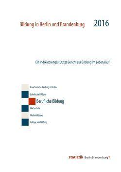 Berufliche Bildung von Leerhoff,  Dr. Holger, Lehmann,  Thomas, Rockmann,  Prof. Dr. Ulrike