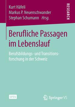 Berufliche Passagen im Lebenslauf von Haefeli,  Kurt, Neuenschwander,  Markus P., Schumann,  Stephan
