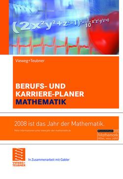 Berufs- und Karriere-Planer Mathematik von Vieweg+Teubner