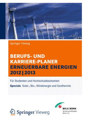 Berufs- und Karriereplaner Erneuerbare Energien von Domnick,  Ivonne, Zacharias,  Grit