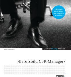 Berufsbild CSR-Manager von Lenzen,  Elmer