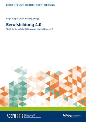Berufsbildung 4.0 von Tenberg,  Ralf, Ziegler,  Birgit