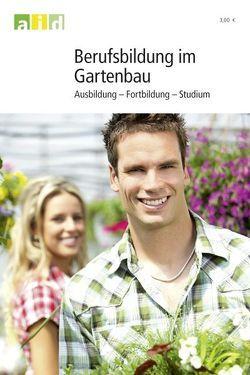 Berufsbildung im Gartenbau von Gerlach,  Reinhard, Holbeck,  Walter, Ziegler,  Britta