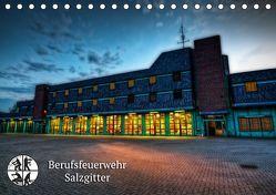 Berufsfeuerwehr Salzgitter (Tischkalender 2019 DIN A5 quer) von Will,  Markus