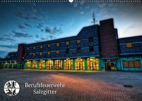 Berufsfeuerwehr Salzgitter (Wandkalender 2018 DIN A2 quer) von Will,  Markus