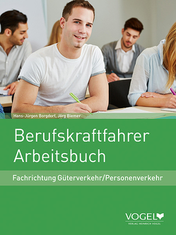 Berufskraftfahrer Arbeitsbuch von Biemer,  Jörg, Borgdorf,  Hans-Jürgen