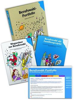 Berufswahl – Portfolio von Schmid,  Reinhard, Schmid,  Simon